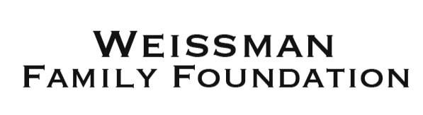 WeissmanFoundationlogo