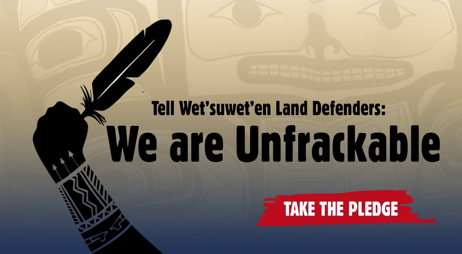 Pledge-Unfrackable